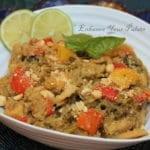 Veg Thai Green Curry Quinoa
