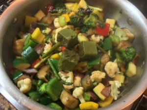2016-8-20 Thai Green Curry Quinoa Step 07