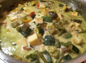 2016-8-20 Thai Green Curry Quinoa Step 09