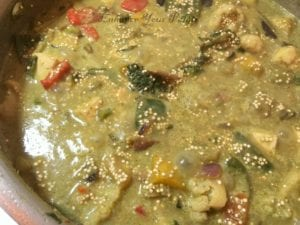 2016-8-20 Thai Green Curry Quinoa Step 10