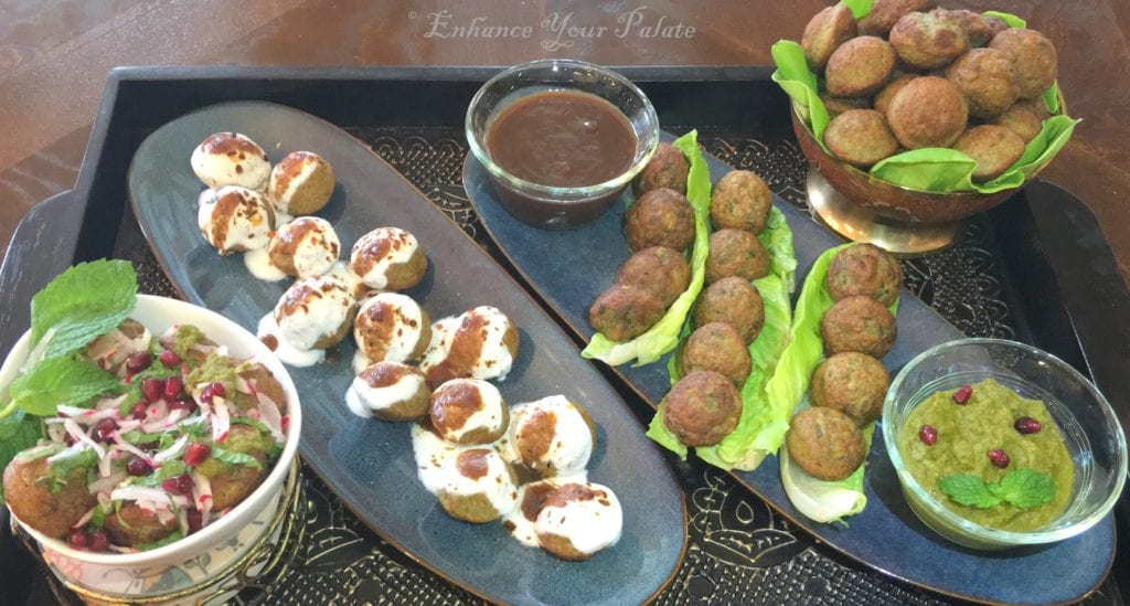 Split Green Gram Lentil Fritters Mung Dal Vada Low Fat - Enhance Your Palate