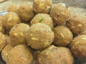 Churma Laddu - Enhanced but Authentic Rajasthani Sweet - Enhance Your Palate