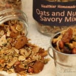 Savory Oats Nuts Mix Namkeen