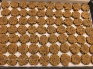 Baked Multigrain Fenugreek Crackers Methi Mathri