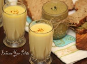 Milk Mix Nut Butter Enhance Your Palate