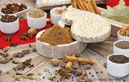 Homemade Garam Masala Recipe - (Blend of 12 Warm Spices)