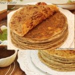 Puran Poli (Stuffed Sweet Flat Bread) Enhance Your Palate