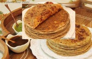 Puran Poli (Stuffed Sweet Flat Bread) Enhance Your Palate