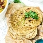 Avocado Chapati