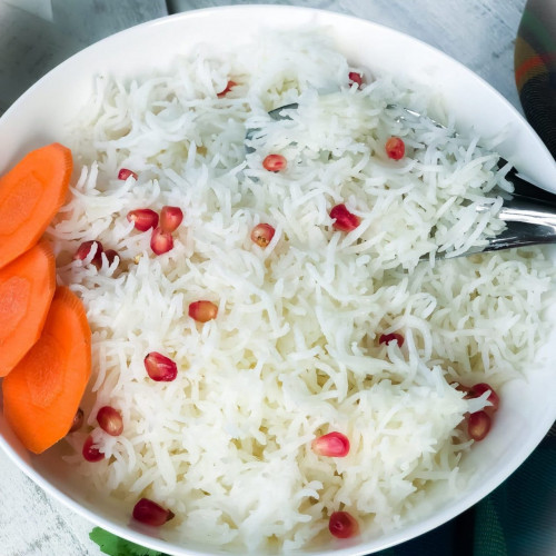 Recipe to make perfect steamed rice?