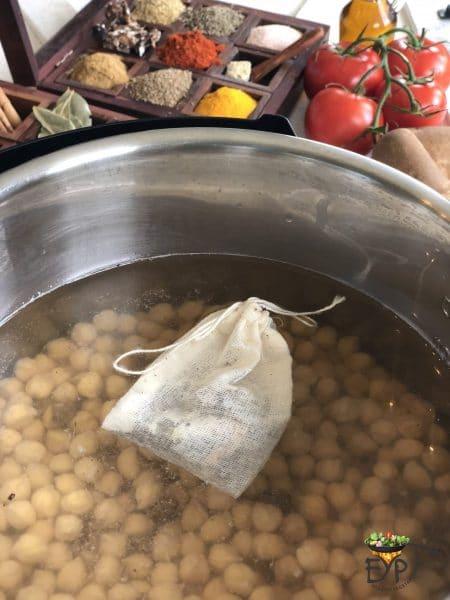 Amritsari Punjabi Chole Bhature Chickpea Recipe Enhance Your Palate