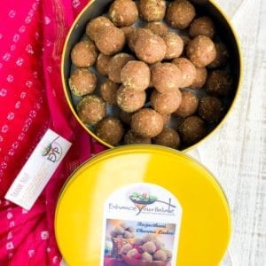 Churma Ladoo Enhance Your Palate