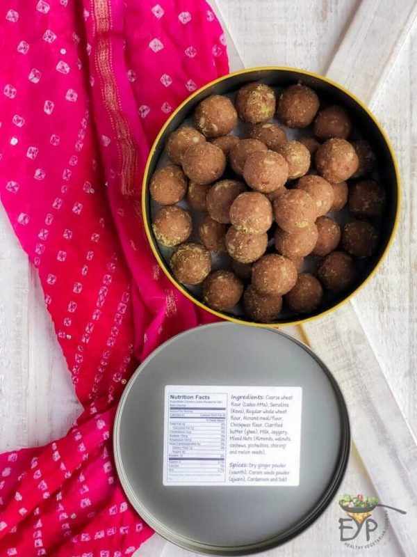 Churma Ladoo Enhance Your Palate