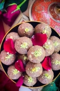 Rajasthani Churma Ladoo Recipe