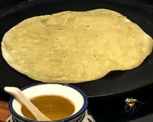 Avocado Chapati from Enhance Your Palate