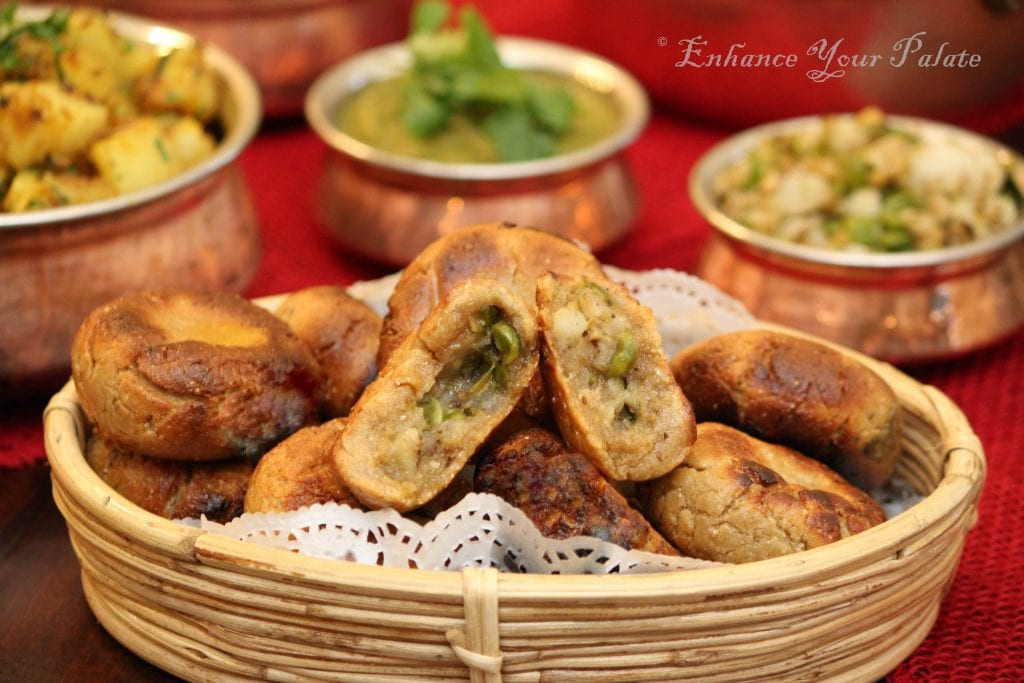 Bati (Unleavened Bread) for Dal-Bati-Churma Enhance Your Palate