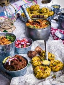 Cornmeal Dumplings – Makka ke Dhokle