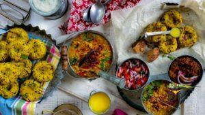 Cornmeal Dumplings – Makka ke Dhokle from Enhance Your Palate