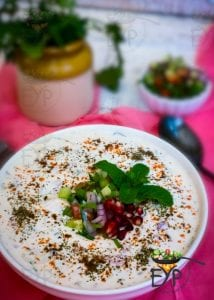Cucumber Raita – Greek Yogurt with Cucumber