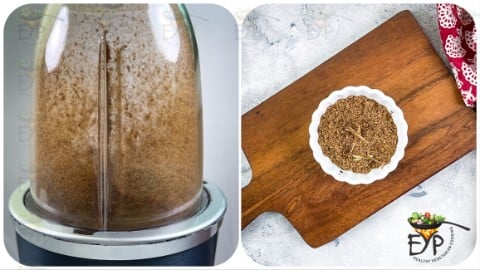 Coarse ground spices for - Spicy Potato Curry