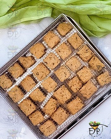 air-fried gluten free crackers