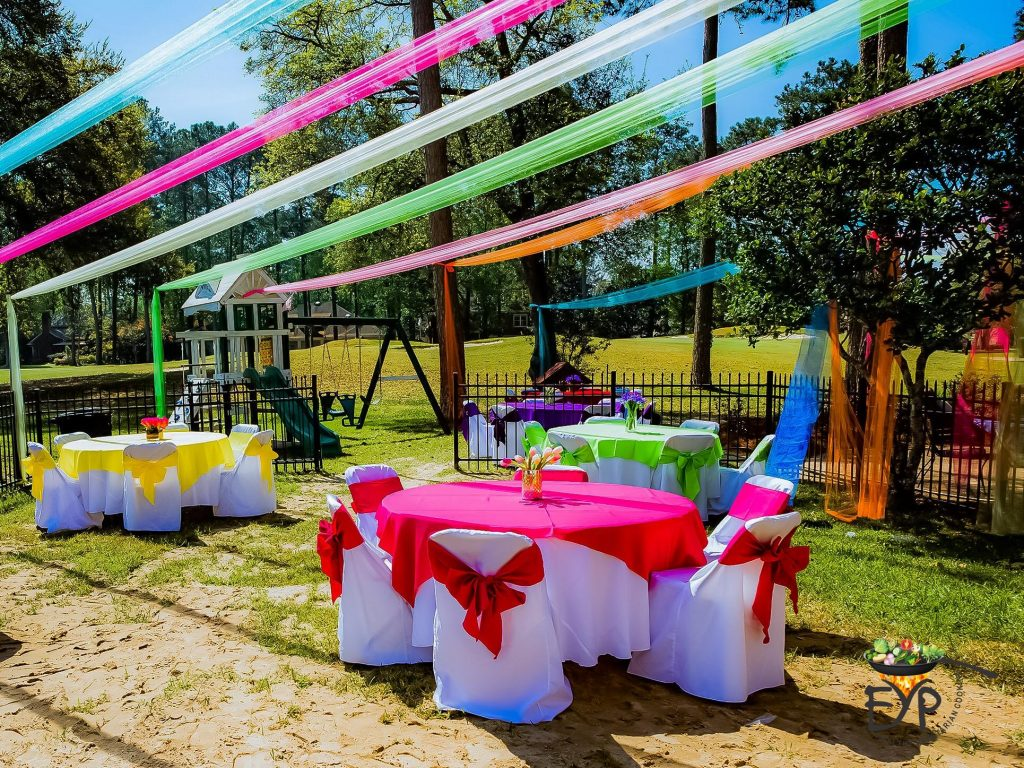 Holi Party Decorations