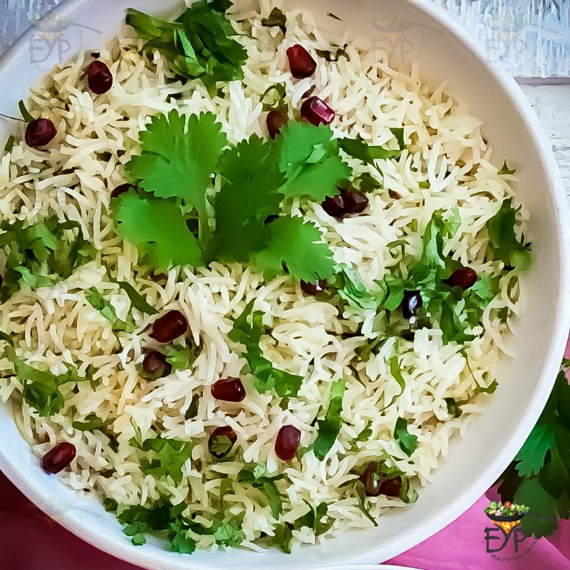 Jeera Rice – Stove-Top & Instant Pot Recipe