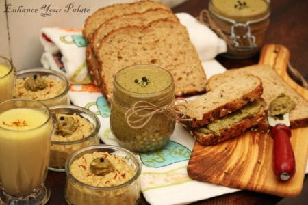 Heart Healthy Fats & High Protein Mixed Nut Butter