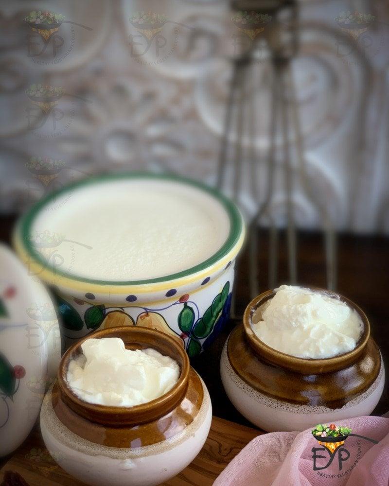 Yogurt for Raita