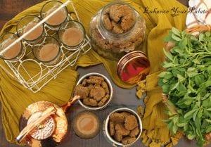 Multigrain Methi Baked Mathri (Fenugreek Savory Crackers)