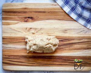 Kneaded dough for Namak Para