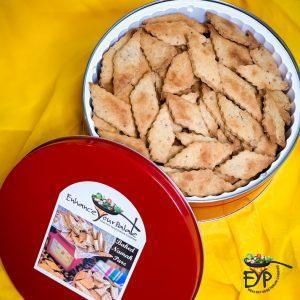 Baked Namak Para from EYP Shop