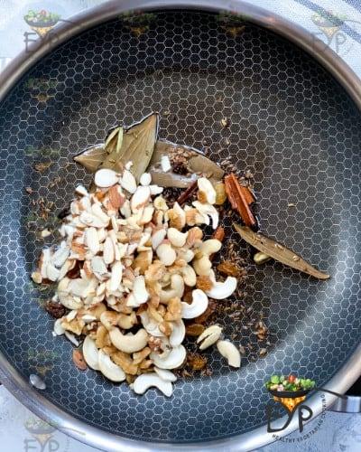 adding nuts
