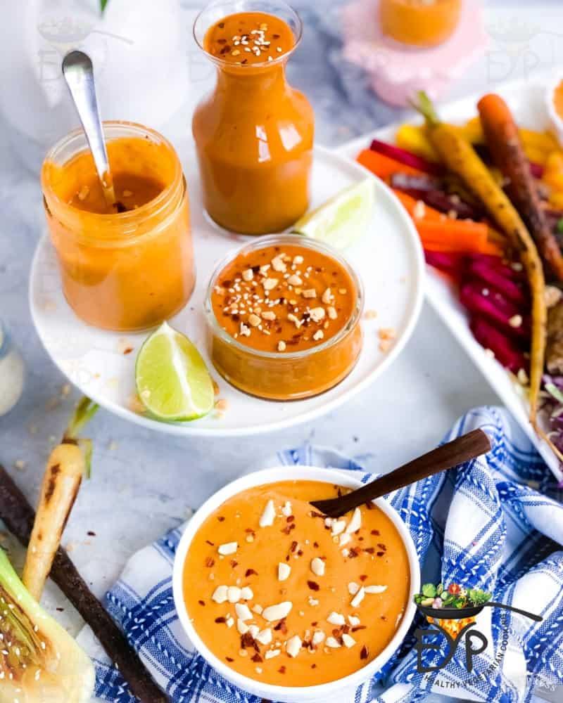 Easy Peanut Satay Sauce
