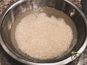 How to make perfect steamed rice? from Enhance Your Palate
