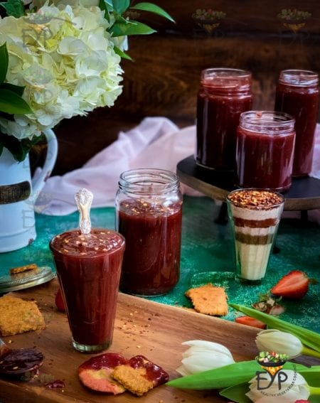 Strawberry Ginger Chutney