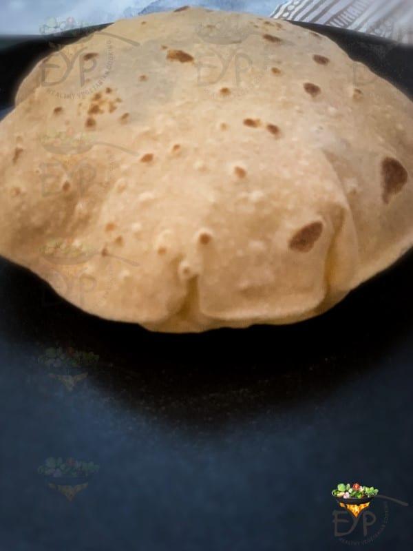 Fluff Roti