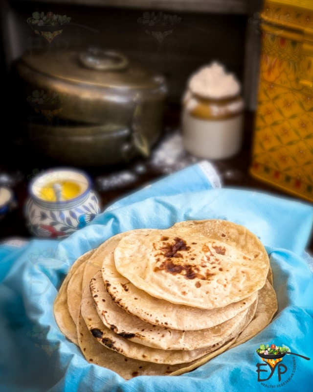 Whole Wheat Roti