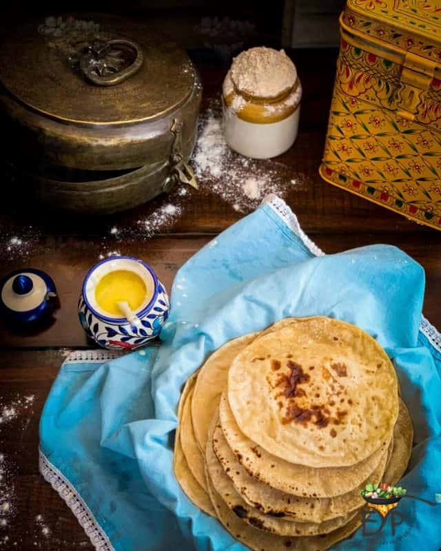 Roti Chapati Phulka