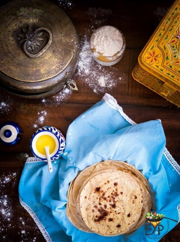 Chapati – Phulka – Roti Recipe